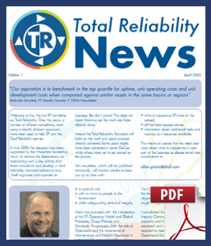 Total Reliability News
